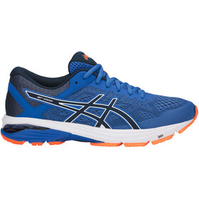 asics GT-1000 6 Shoes Men Victoria Blue/Dark Blue/Shocking Orange
